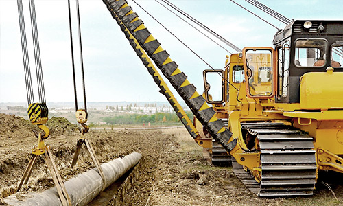 UTILITY ENGINEERING MACHINERY