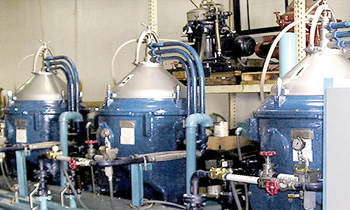 CENTRIFUGAL (OIL) PURIFIERS