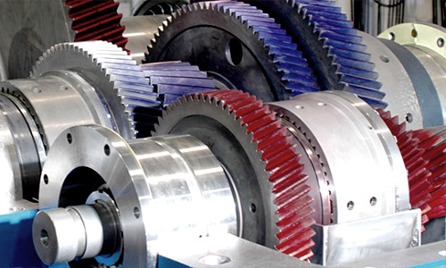INDUSTRIAL REDUCING GEARS