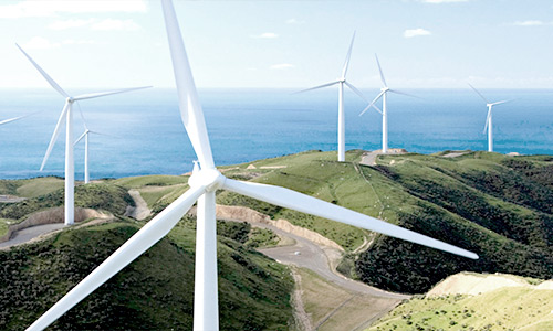 WIND POWER TURBINES